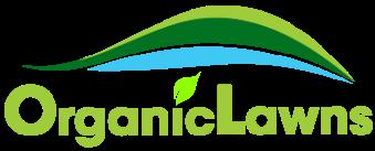logo for organic lawns